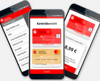 Smartphone-App: Bei Mobile Banking-Apps gibt es große Unterschiede