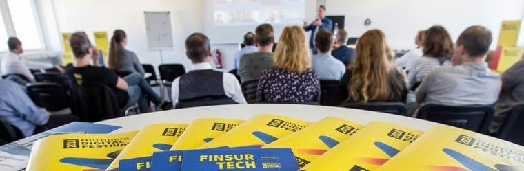 Die FinsurTech verbinde Finance, Insurance, Technology - digitaler Brückenschlag in Nürnberg