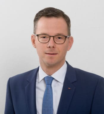 Diplom-Wirtschaftsinformatiker Frank Demmer - ab 1. Mai 2020 neuer Vorstand bei der LBS West