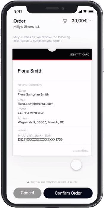 Identity: IDEE will wie YES direkt die bei Banken hinterlegte Identität des Kunden nutzen, ohne sie selber zu kennen.