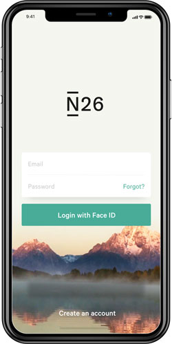 <q>N26