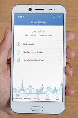 App: PayPal startet Xoom