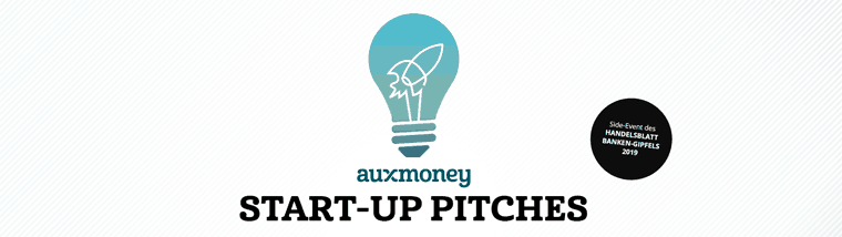 auxmoney Start-up Pitches