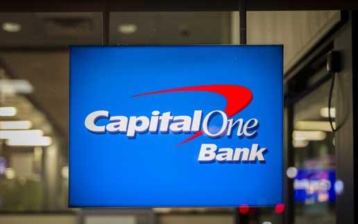 Capital One-Bank 8 Mio. Kundendaten geklaut - Sicherheit im