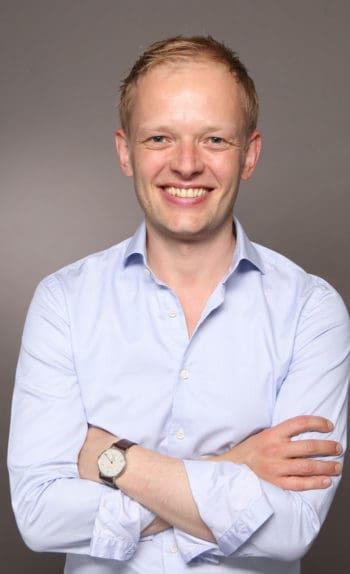Jan Wichmann, Mitgründer und Mitglied der Geschäftsleitung