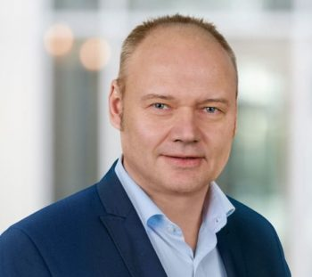 Martin Beyer, Sprecher des Vorstandes Fiducia GAD