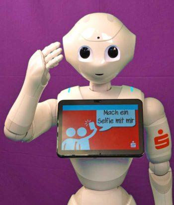 Roboter Numi Pepper