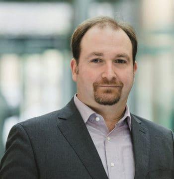 Datenzentrierung zum Schutz der Informationen: Christian Stüble, CTO Rohde & Schwarz Cybersecurity