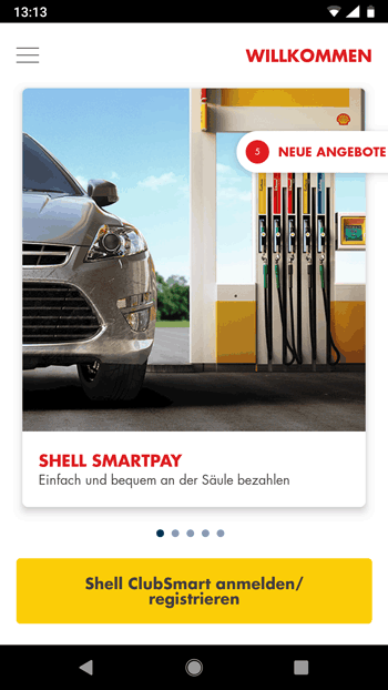 Shell Smartpay im Test