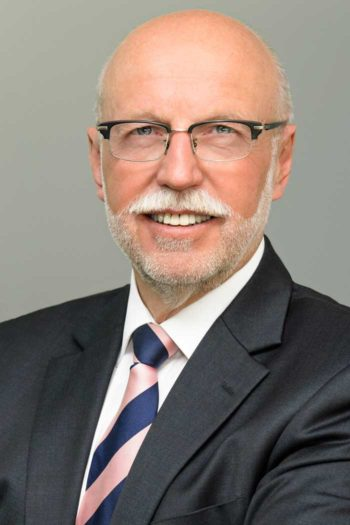 Thomas Wild, Geschäftsführer targens