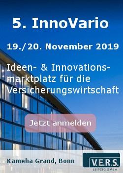 Innovario - Ideen- und Innovationsmarktplatz für die Versicherungswirtschaft