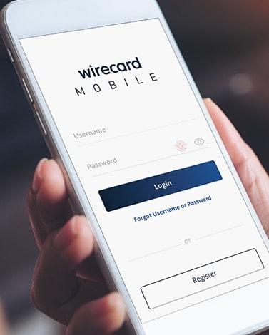 Wirecard Bank-App - sozusagen der boon.Planet-Vorläufer