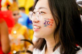 Alibaba, Party 20 Jahre
