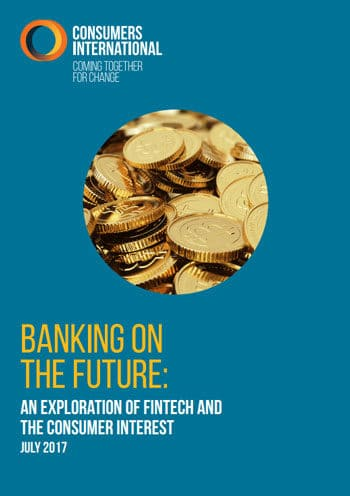 FinTechs and the consumer interest
