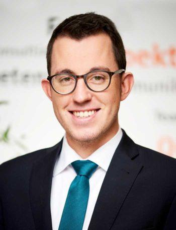 Felix von Oppenkowski, Consultant Cofinpro - will die Kommunikation mit Aktionären als Chance nutzen