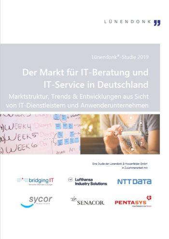 Lünendonk-Studie 2019: Markt für IT-Dienstleister