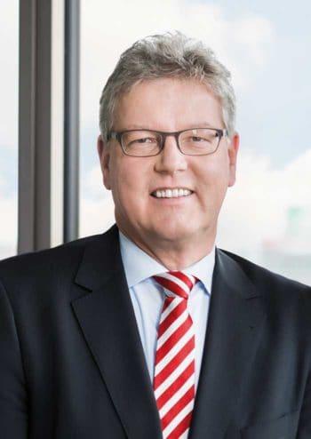 Dr. Matthias Everding, Vorstandsvorsitzender Sparkasse Nürnberg