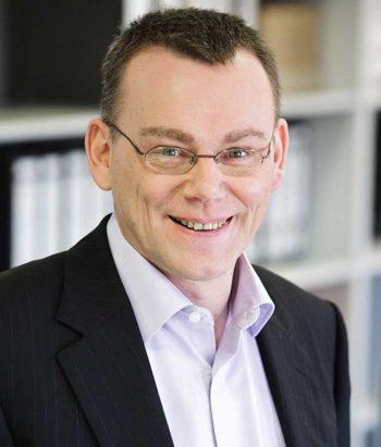 Klaus Euler, Vorstandsvorsitzende der EthikBank