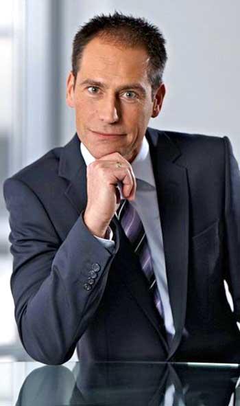 Mathias Diener, Geschäftsführer bei Uniserv