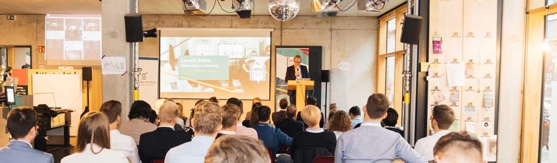 Eröffnungs-Veranstaltung der FinTech Week 2018