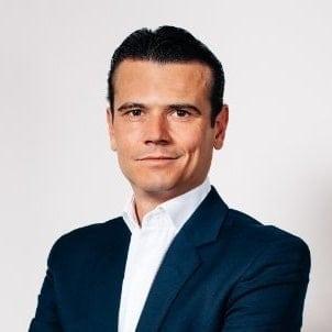 Daniel Lovric ist Partner bei der 4C GROUP<q>4C GROUP