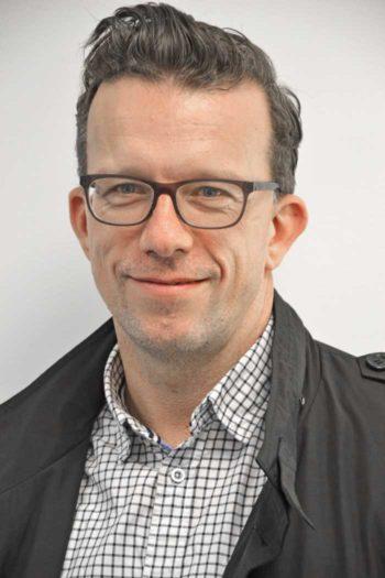 Datensicherheit - für Klaus Nemelka das zentrale Thema