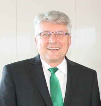 Norbert Kerkhoff , Vertriebsvorstand der PSD Bank Westfalen-Lippe