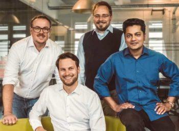 Das Scorable-Gründerteam<q>Scorable
