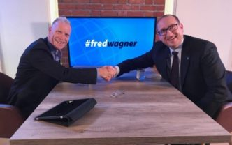 Dr. Guide Bader im Gespräch mit #fredwagner