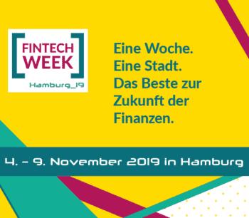 FinTech Week Banner