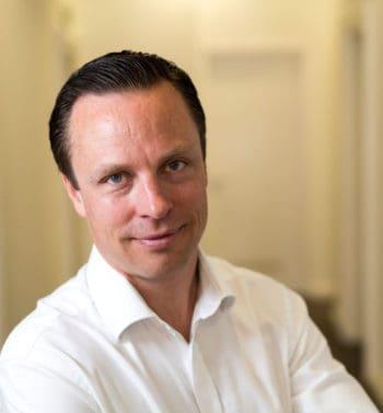 Dr. Florian Haagen, Gründer und Geschäftsführer der finAPI