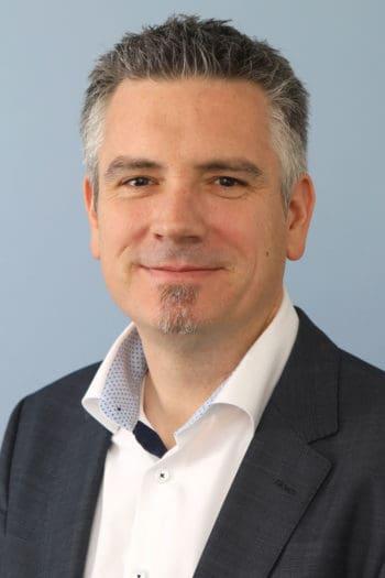 Dr.-Ing. Matthias Flügge, neuer CDO der Deutschen Rentenversicherung Bund<q>Fraunhofer Fokus/ Jens Helge Dahmen</q>