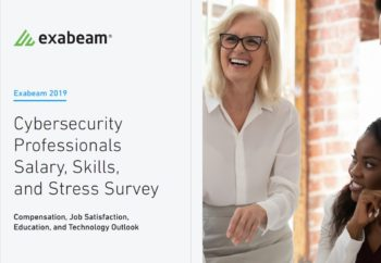 Exabeam-Umfrage IT-Sicherheitsprofis 2019