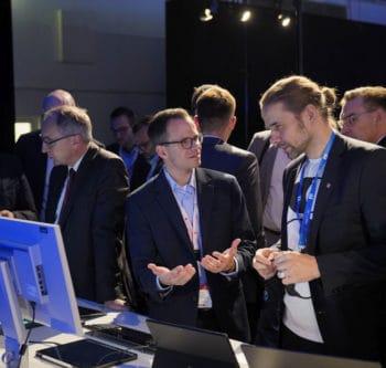 FI-Connect: An acht Messeständen konnten sich die Teilnehmer über aktuelle Produkte der FI informieren.