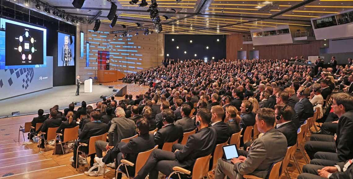 Rund 1.000 Vorstände und Führungskräfte nahmen an der FI-Connect 2019 teil