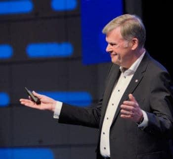 Franz-Theo Brockhoff, Vorsitzender der Geschäftsführung der FI, eröffnete die Management-Veranstaltung FI-Connect
