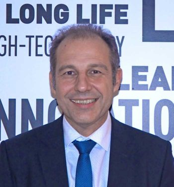Franck Cecchi, Executive Vice President Industrial Standby Division Saft