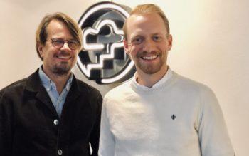 Henrik Rosvall, CEO Dreams (links) und Karl Svantemark, CEO Dreams Securities