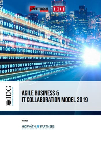 Agile Business & IT Collaboration Model 2019