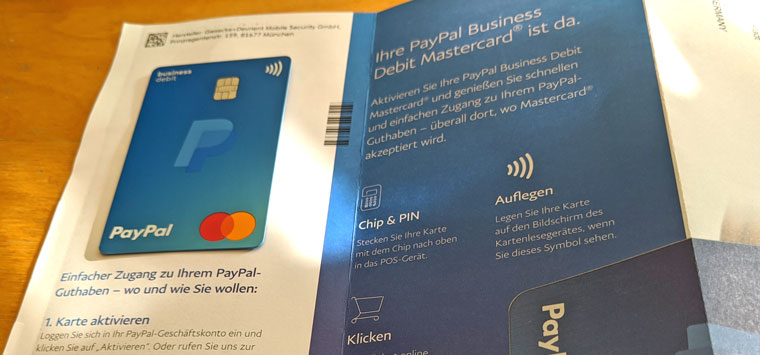 Paypal Ohne Online Banking