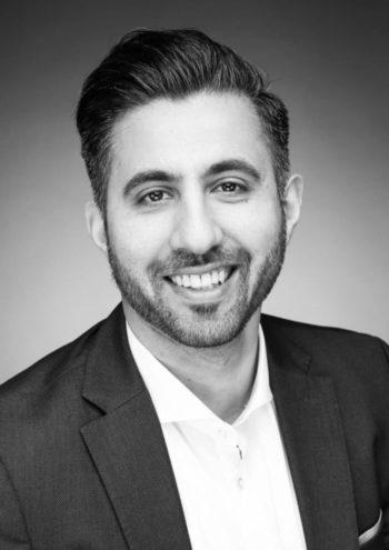 Houshiar Pazooki, Senior Account Manager Vertrieb Versicherungen der Schufa Holding