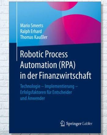 Buch: Robotic Process Automation (RPA) in der Finanzwirtschaft
