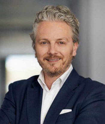 Ralph Konrad, Vorstand JDC Group