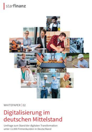 Digitalisierung im deutschen Mittelstand, Whitepaper