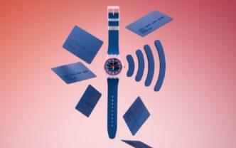 Uhr Swatch Payment Bezahlen mit der Uhr NFC Chip
