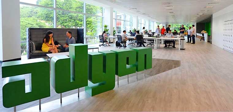 adyen office - jetzt mit Issuing