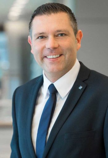 Frank Nebgen, Manager Business Development Financial Services bei Cisco