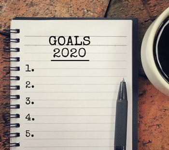 Wünsche und Ziele für 2020