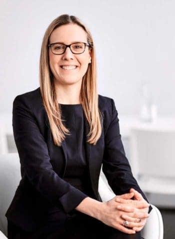 Frauke Hegemann, Vorstandsvorsitzender comdirect und Schirmherrin des Finanzblog Award