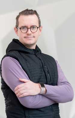 Tomas Nemura, Chief Marketing Officer der Fintech-Firma MoQ